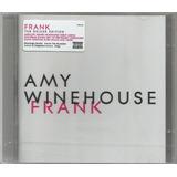 Cd Duplo Amy Winehouse   Frank [deluxe Europeu]